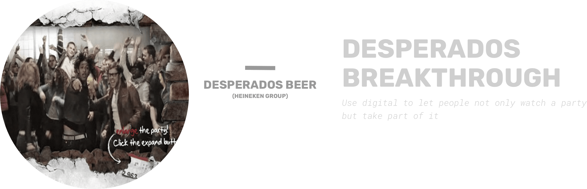 desperados interactive