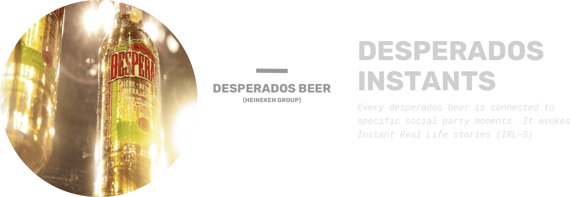 Protected: desperados instants
